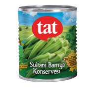 Tat Bamya Sultani Teneke 800 gr