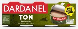 Dardanel Zeytinyağlı Ton Balığı 3x75 gr