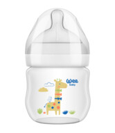 Wee Baby Natural PP Biberon 125 ml