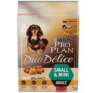 Pro Plan 12340479 Duo Delice Biftekli Small Küçük Irk Köpek Maması 2,5 Kg