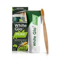 White Glo Doğal Bitkisel Beyazlatıcı Diş Macunu 85 ml