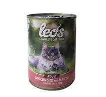 Leos Biftekli Yetişkin Kedi Konservesi 415 gr