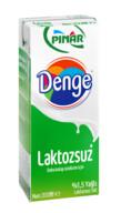 Pınar Süt Laktozsuz 200 ml