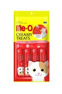 Me-O Creamy Yengeç&Ton Balıklı Kedi Ödülü 4x15 gr