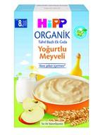 Hipp Sütlü Yoğurtlu Meyveli Tahıl Bazlı Ek Gıda 250 gr