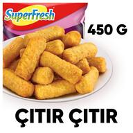 Dondurulmuş Superfresh Patates Kroket 450 gr