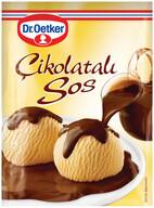 Dr. Oetker Çikolatalı Tatlı Sos 128 gr