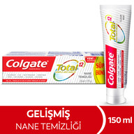Colgate Total Gelişmiş Nane Temizliği Diş Macunu 150 ml