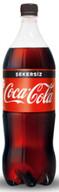 Coca-Cola Şekersiz 1 L