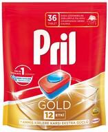 Pril Gold Bulaşık Tableti 36'lı