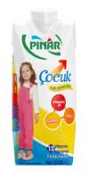 Pınar Süt Çocuk Ballı 500 ml