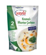 Yayla Hazır Kremalı Mantar Çorbası 250 gr