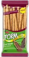 Eti Form Keten Tohumlu Çıtır Çubuk Kraker 50 gr