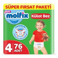 Molfix Pants Maxi 76'lı Süper Fırsat Paketi