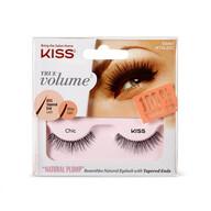 Kiss True Volume Komple Takma Kirpik - KTVL03C