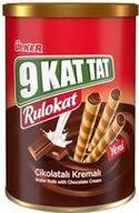 Ülker 9 Kat Tat Rulokat Çikolata Kremalı 170 gr