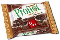 Eti Pronot Kakaolu Mini Kek 144 gr