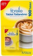 Fibrelle Cep Sukralozlu Tablet Tatlandırıcı 100'lü