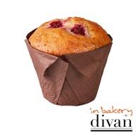 Frambuazlı Muffin 110 gr-In Bakery by Divan