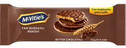 McVitie's Tam Buğdaylı Bitter Çikolatalı 102 gr
