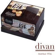 Divan Glutensiz Kakaolu Kinoalı Kek 520 gr