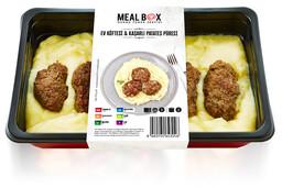 Meal Box Hazır Yemek Ev Köftesi & Kaşarlı Patates Püresi 375 gr