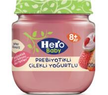 Hero Baby Prebiyotik Çilekli Yoğurtlu 120 gr