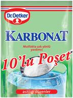 Dr. Oetker Karbonat 10'lu 50 gr