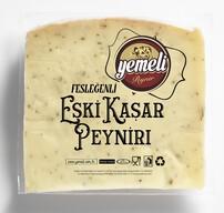 Yemeli Fesleğenli Trakya Eski Kaşar Peyniri 300 gr