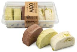 Mado Çikolata-Fıstık-Sade Dondurma Paket 500 gr