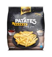 Dondurulmuş Feast 10x10 Parmak Patates 1 kg