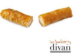 Peynirli Rulo Börek 4 adet (4x100 gr) In Bakery by Divan