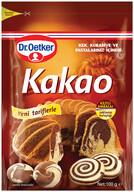 Dr. Oetker Kilitli Ambalaj Kakao 100 gr