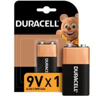 Duracell Basic 9 Volt Pil Tekli