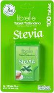 Fibrelle Cep Stevialı Tablet Tatlandırıcı 100'lü