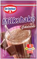 Dr. Oetker Çikolatalı Milkshake 30 gr