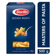 Barilla İnce Uzun/ Sedani Rigati 500 gr