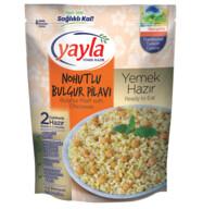 Yayla Hazır Nohutlu Bulgur Pilavı 250 gr