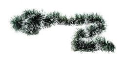 Karlı Çam Garland Dekor Süs 200 cm