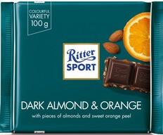 Ritter Dark Almond Orange 100 gr