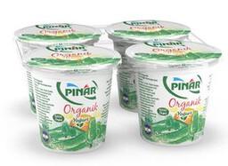 Pınar Yoğurt Organik 4x125 gr