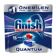 Finish Quantum Tablet 15'li