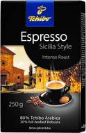 Tchibo Espresso Sicilia Öğütülmüş Filtre Kahve 250 gr