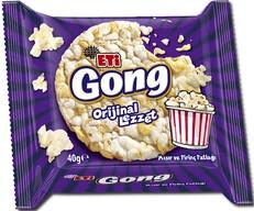 Eti Gong Mısır ve Pirinç Patlağı 40 gr