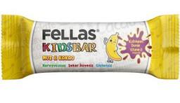 Fellas Kids Meyve Bar Muz ve Kakaolu 28 gr