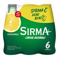 Sırma C+ Limon 6x200 ml