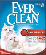 Ever Clean Multiple Cat Kedi Kumu 10 L (Birden Fazla Kedi için)