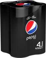 Pepsi Max 4x250 ml