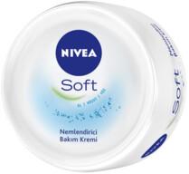 Nivea Soft Nemlendirici Bakım Kremi 300 ml