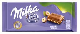 Milka Fındıklı Sütlü Çikolata 80 gr